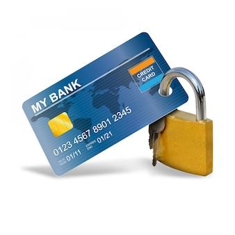 Segurança de cartão de crédito