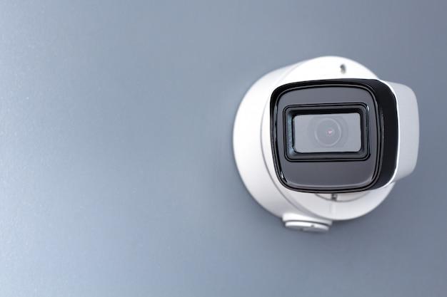 Segurança de vídeo da câmera de cctv.