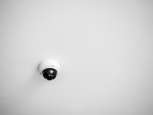 Segurança do sistema cctv.