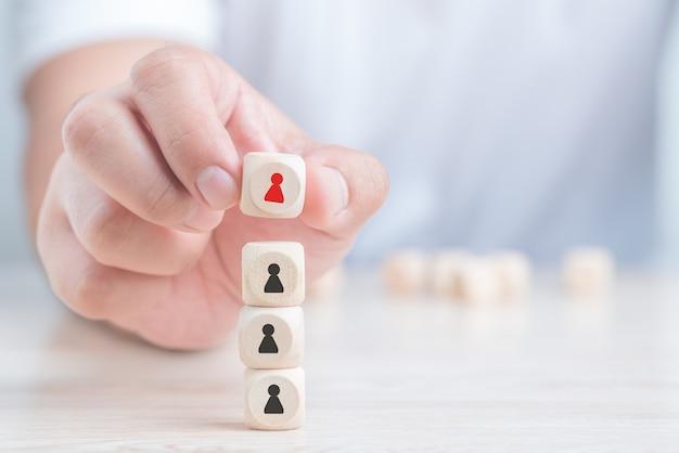 Seleção e gestão de pessoal dentro da equipe