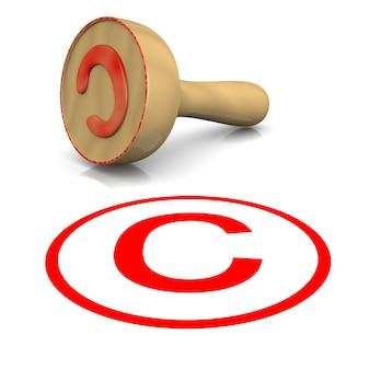 Selo de direitos autorais