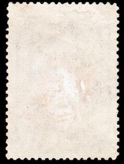 Selo postal antigo