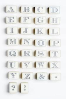 Selos do alfabeto