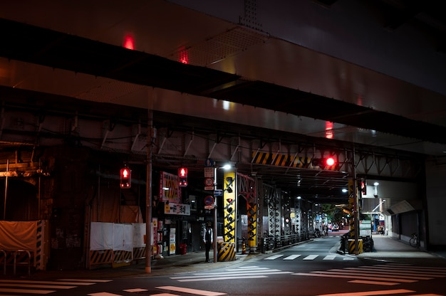 Semáforo para as ruas da cidade