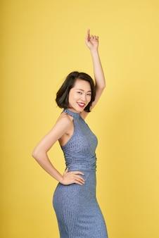 Senhora dançando
