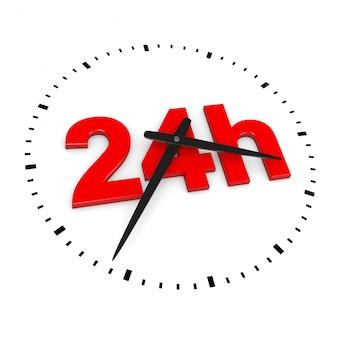 Serviço 24h