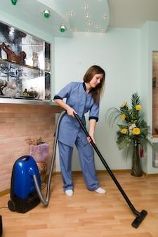 Serviço de limpeza profissional