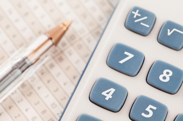 Setor de calculadora