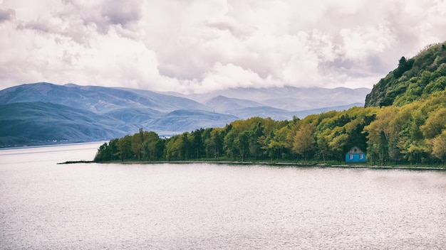 Sevani lake
