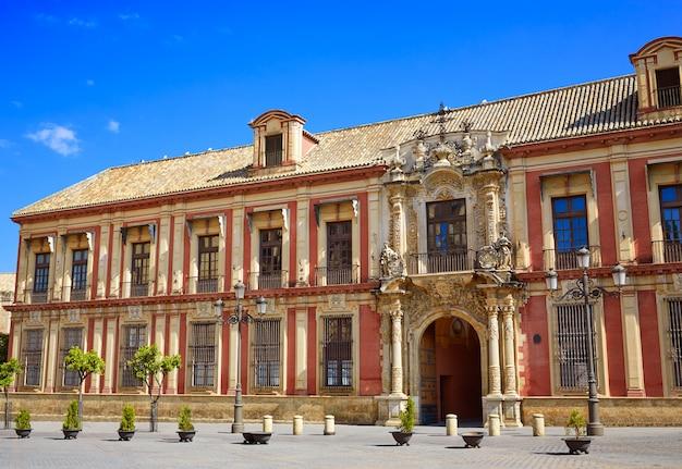 Sevilha palacio arzobispal de sevilha andaluzia