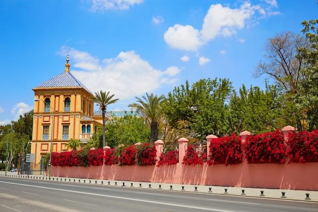 Sevilha palacio de san telmo andaluzia da espanha