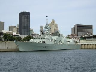 Sgum montreal, navio