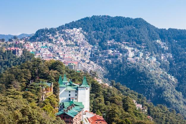 Shimla na índia