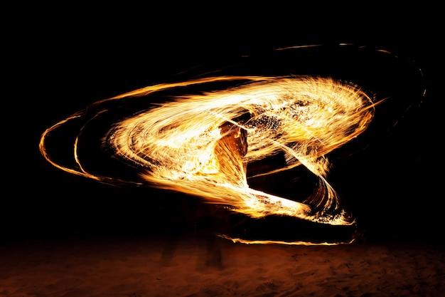 Show de fogo
