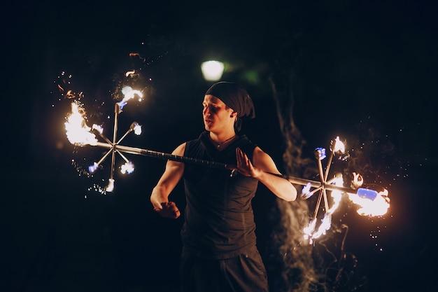 Show de fogos