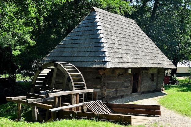 Sibiu ethno museum moinho de água