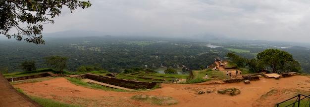 Sigiriya rock fortress em matale