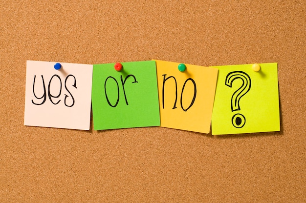 Sim ou não pergunta