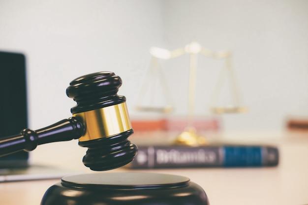 Símbolo da lei e da justiça