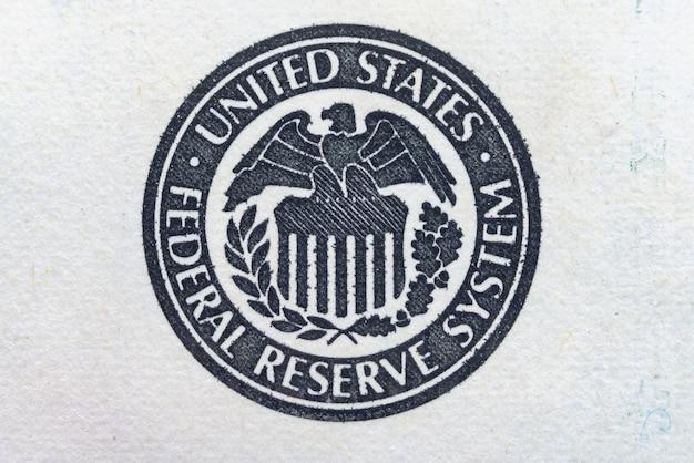 Símbolo do sistema da reserva federal dos estados unidos
