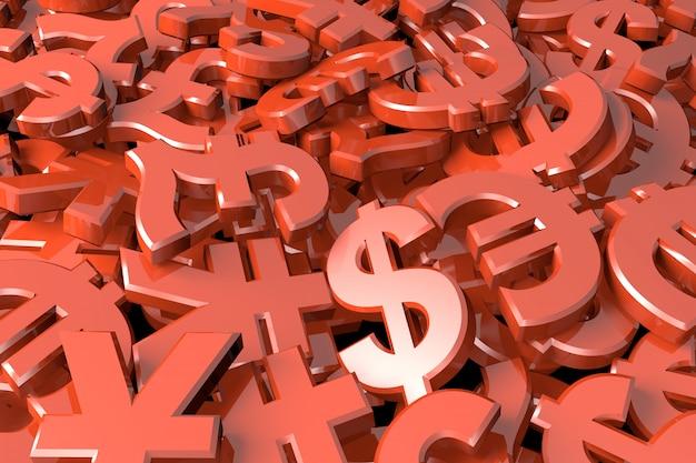 Símbolos de moeda