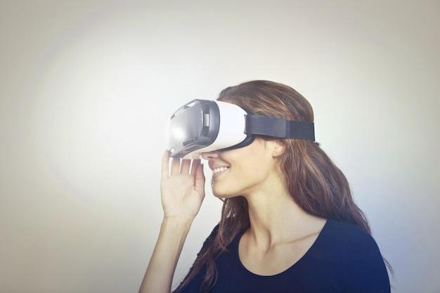 Simulação de realidade virtual