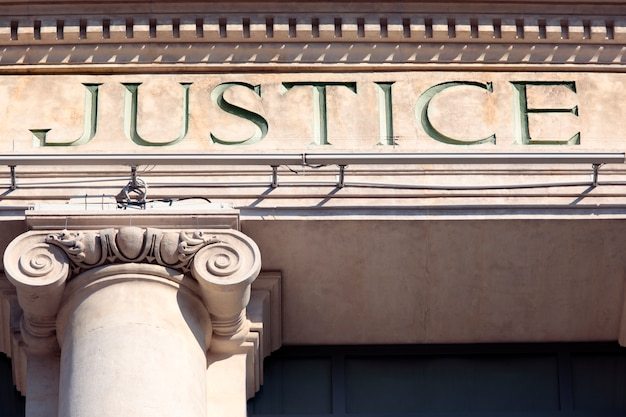 Sinal de justiça