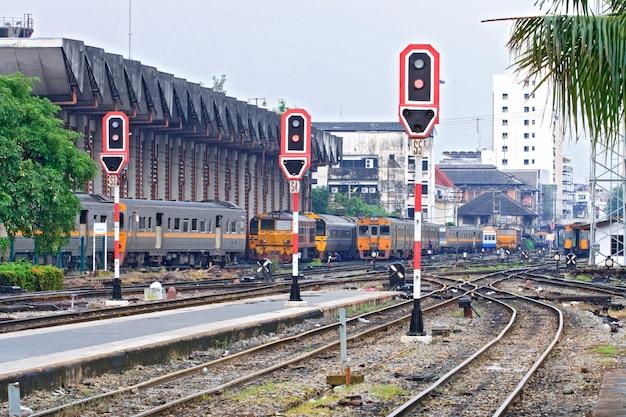 Sinal de locomotiva