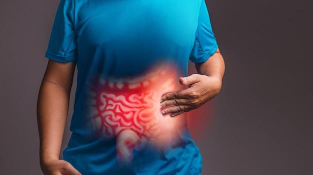 Síndrome do intestino irritável.