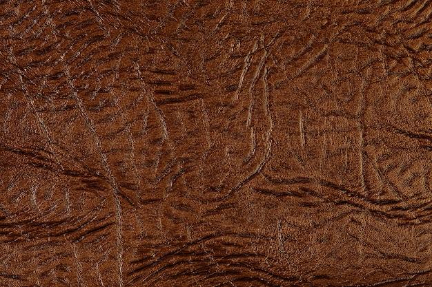 Sintéticos de fundo de couro artificial