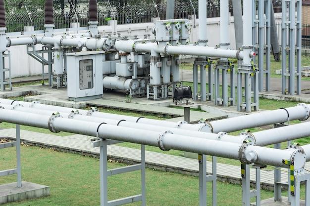 Sistema de abastecimento de energia