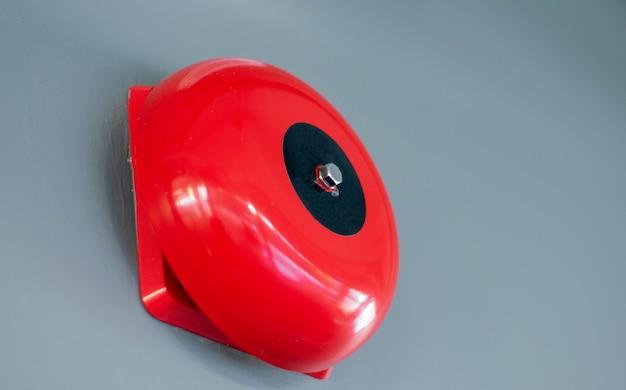 Sistema de alarme de incêndio em condomínio