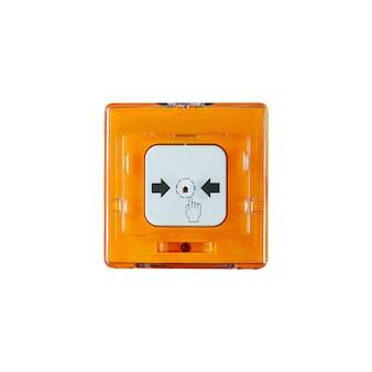 Sistema de alarme de incêndio