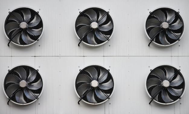 Sistema de ar condicionado e refrigeração, hvac