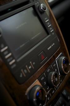 Sistema de áudio do carro