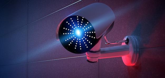 Sistema de câmeras de segurança cctv -