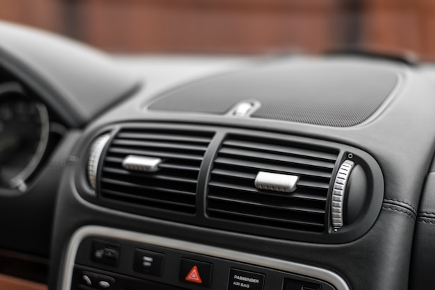 Sistema de condicionamento de carro