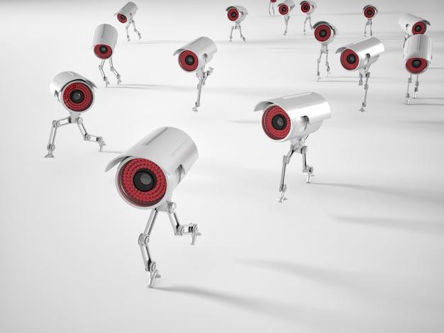Sistema de espionagem