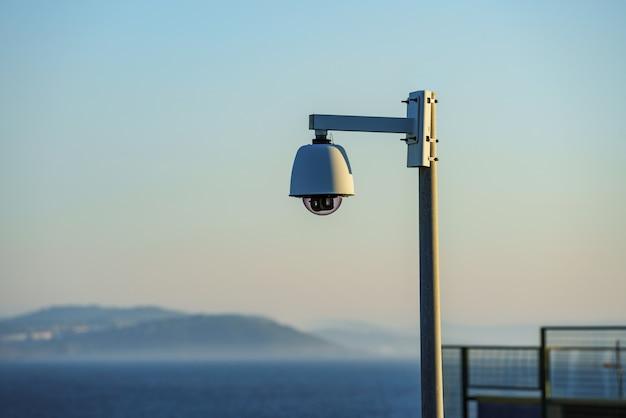 Sistema de videovigilância câmera de segurança