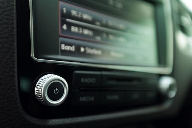 Sistema multimídia touchscreen inteligente para automóvel