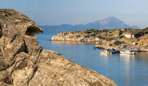 Sithonia, halkidiki, norte da grécia