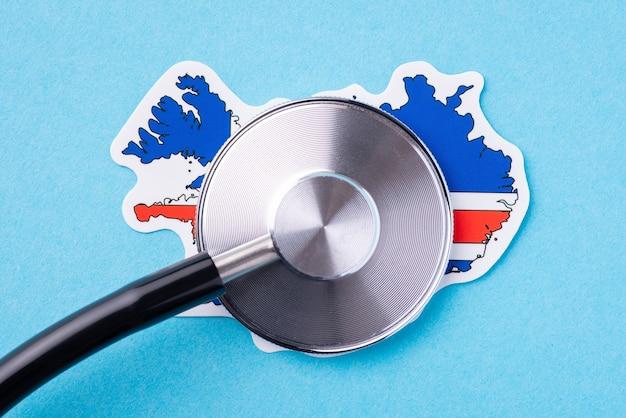 Situação da saúde na islândia
