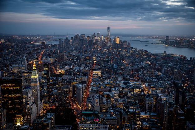 Skyline de manhattan
