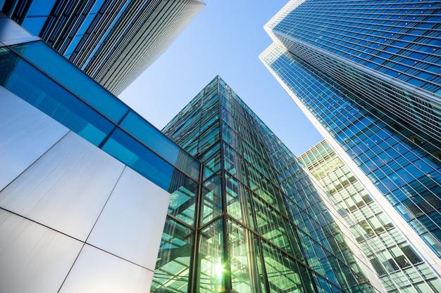 Skyscrapper office construção de negócios em londres