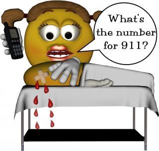 Smiley 911