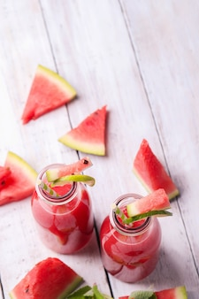 Smoothie de melancia