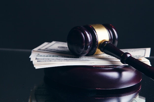 Sob o martelo das notas do juiz