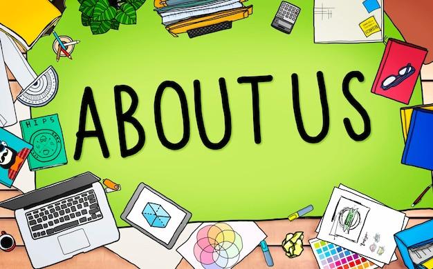 Sobre nós suporte ajuda faça perguntas conceito