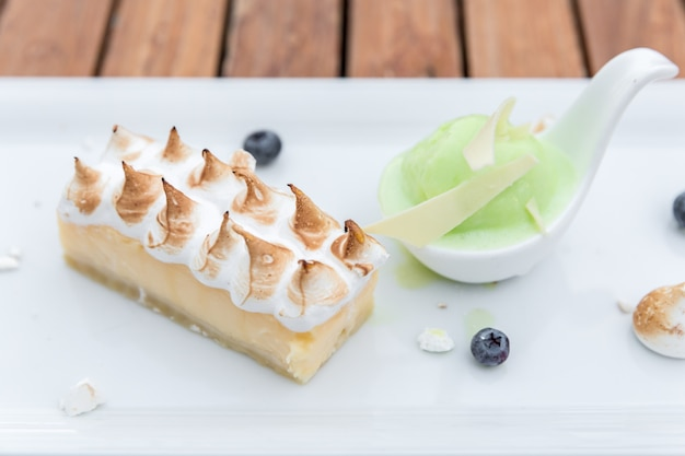 Sobremesa - cheesecake