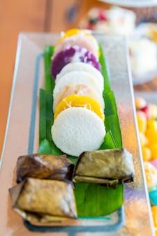 Sobremesa tradicional tailandesa